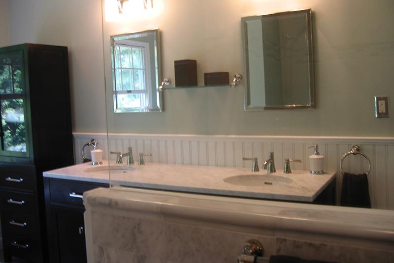 American Beadboard in a Bathroom Downingtown PA